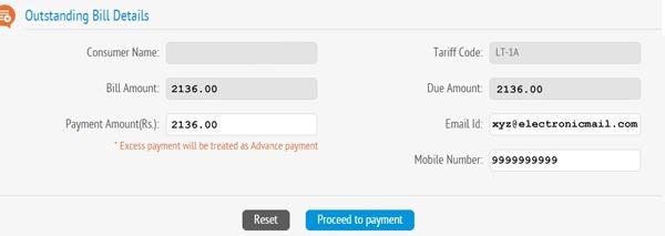 pay kseb bill