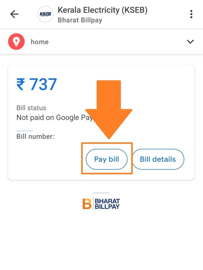 KSEB Bill Payment