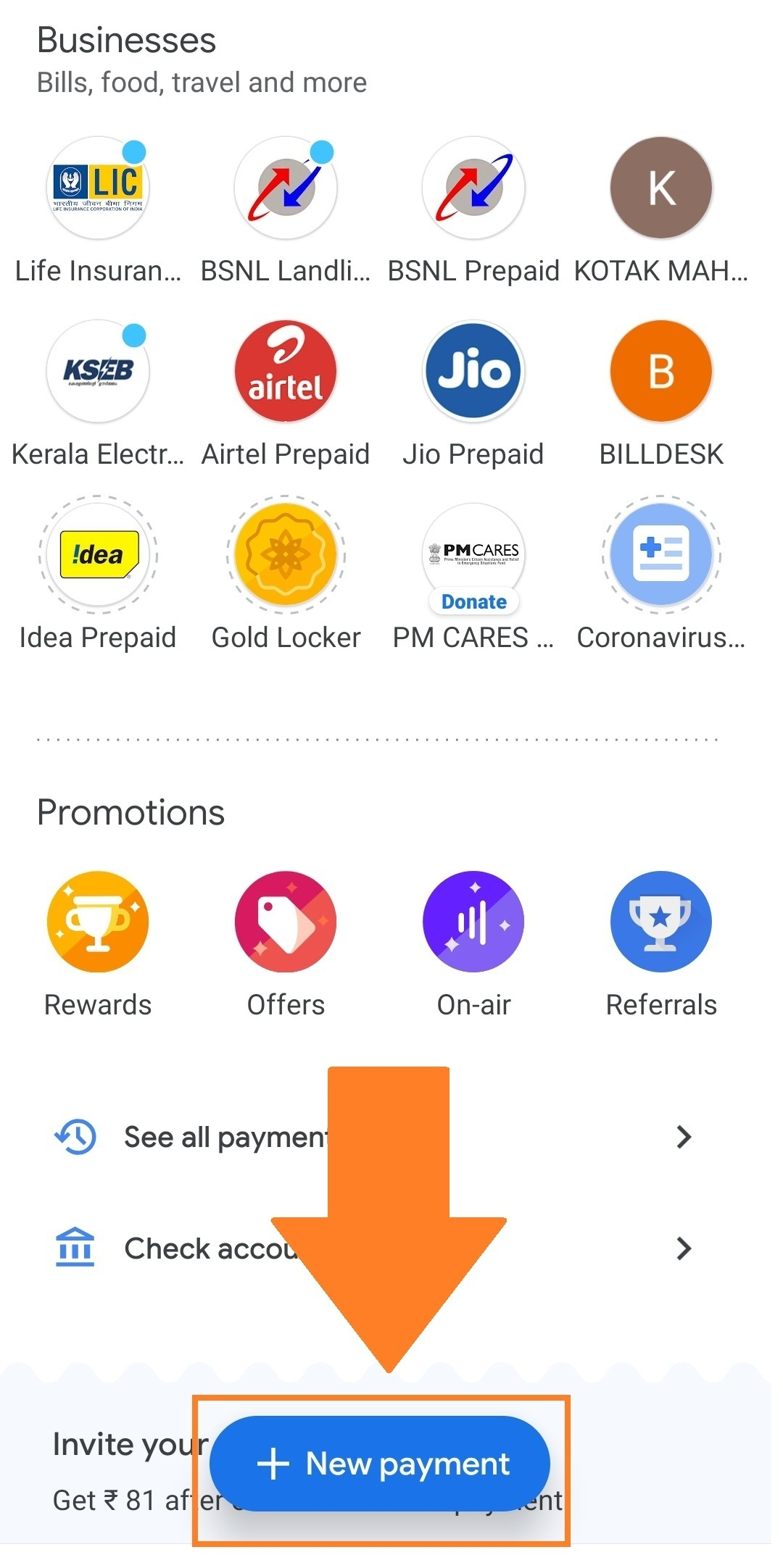 KSEB Bill Payment Through Google Pay – Guide to Link Your KSEB Account and Pay Using Google Pay